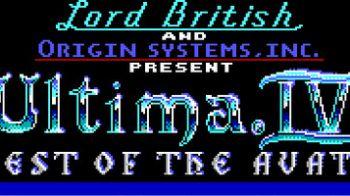 Ultima IV arriva gratis su dispositivi iOS