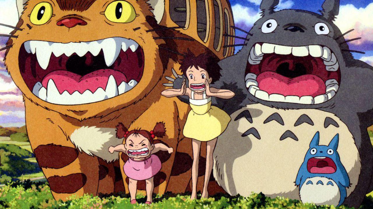 Ultima mostra per lo Studio Ghibli Park, il parco aprirà nel 2022