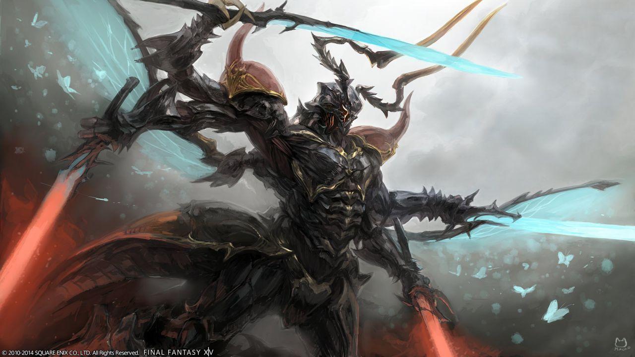 Ultimate Fight Final Fantasy XIV, il picchiaduro che non vedremo mai