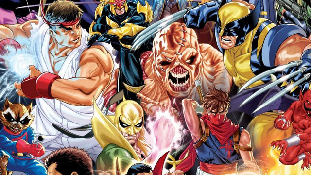 Ultimate Marvel vs Capcom 3: disponibile gratuitamente la modalità Heroes & Heralds