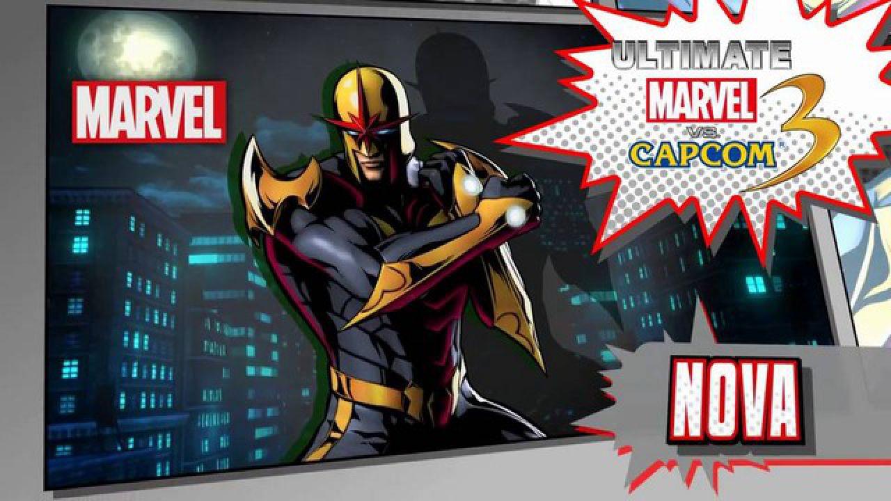 Ultimate Marvel vs. Capcom 3: un simpatico glitch permette di entrare in una 'nuova dimensione'