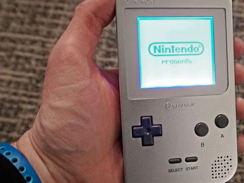 Ultra Game Boy: un video lo mostra per la prima volta in funzione