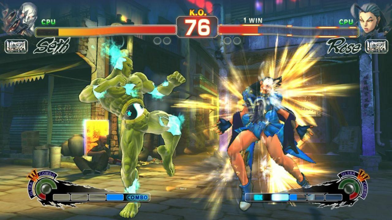 Ultra Street Fighter 4: Capcom ci mostra nuovi dettagli sulle combo super ed ultra