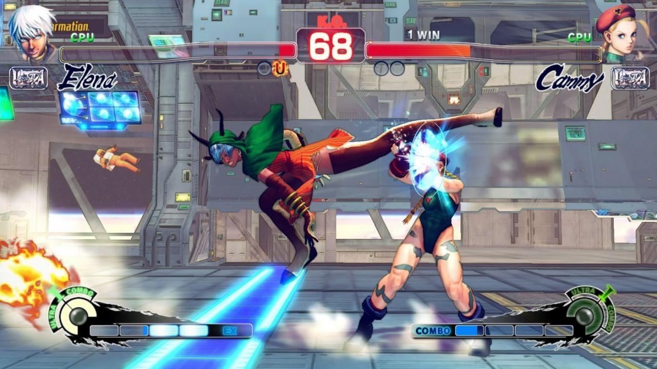Ultra Street Fighter 4: il quinto personaggio è una donna