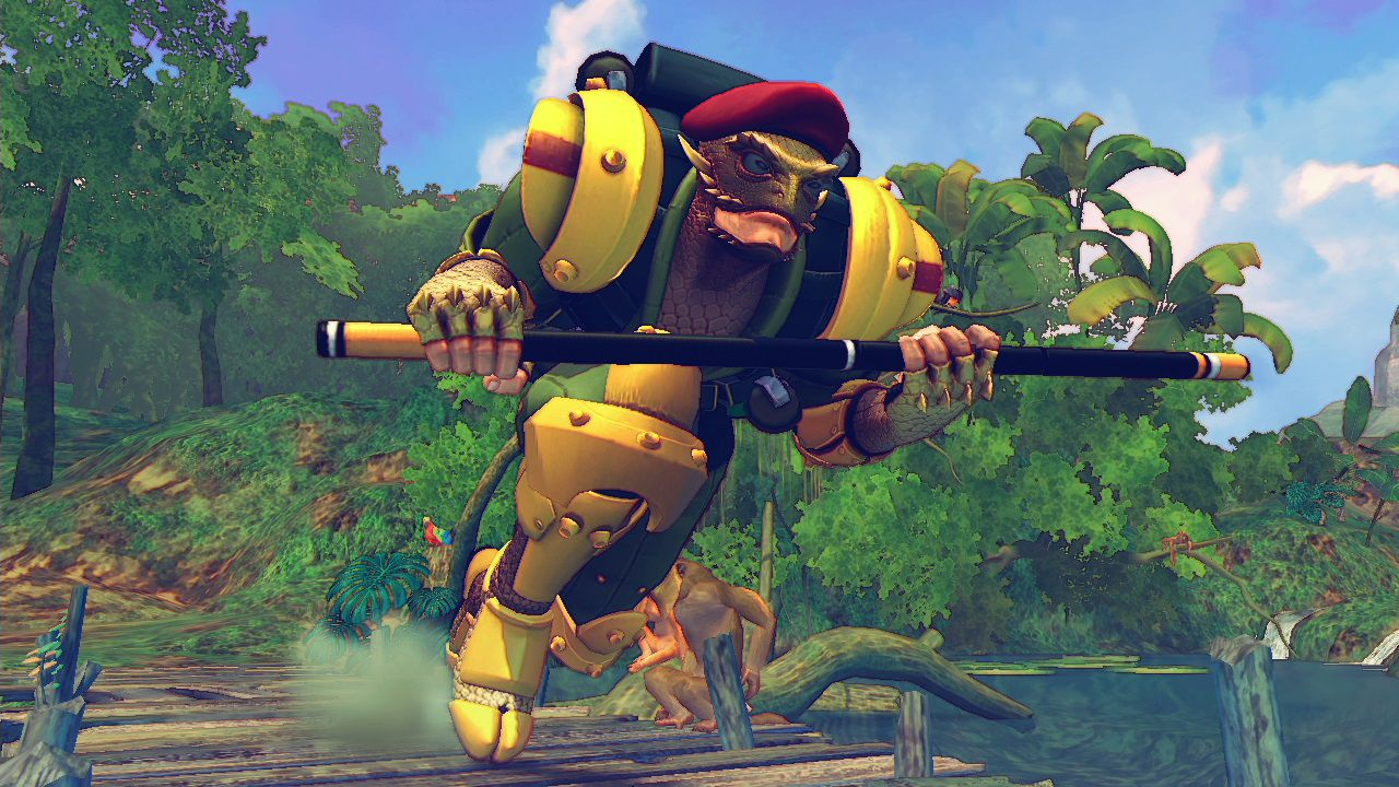 Ultra Street Fighter 4 uscirà su PlayStation 4?