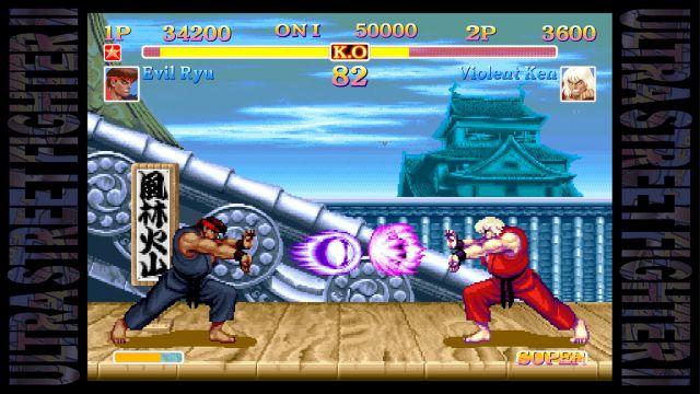 Ultra Street Fighter II sulle altre console? Dipenderà dal suo successo