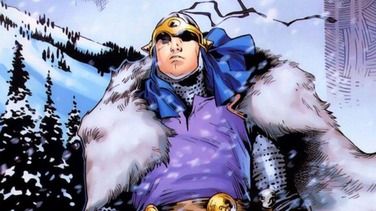 Un concept inedito di Thor: The Dark World mostra il personaggio di Balder