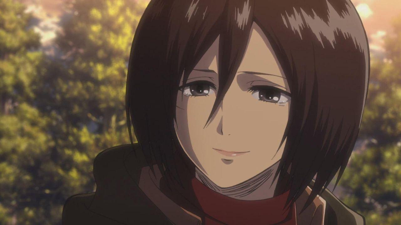 Un cosplay su Mikasa Ackerman di HaneAme vi ricorda di guardare L'Attacco dei Giganti 4