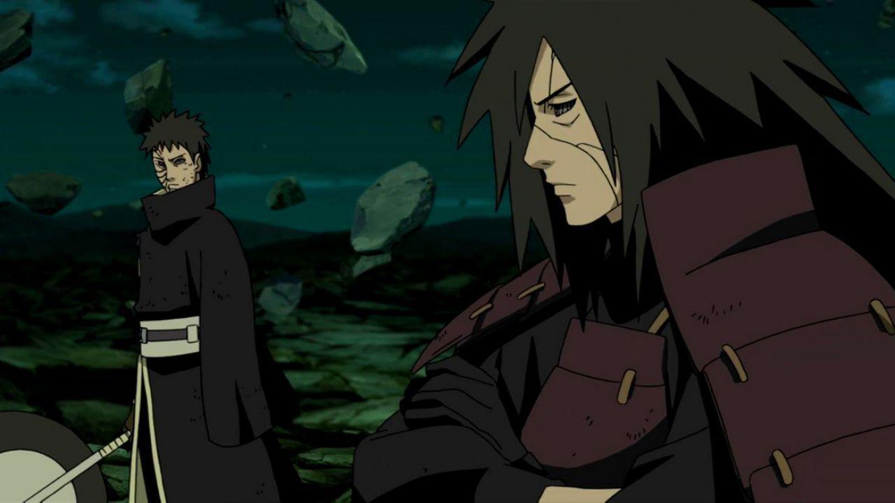 Un cosplay di Obito e Madara ricorda la potenza degli Uchiha di Naruto: Shippuden