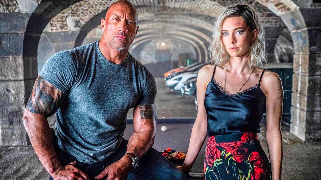 Un crossover tra Hobbs & Shaw e The Walking Dead? The Rock ci starebbe!
