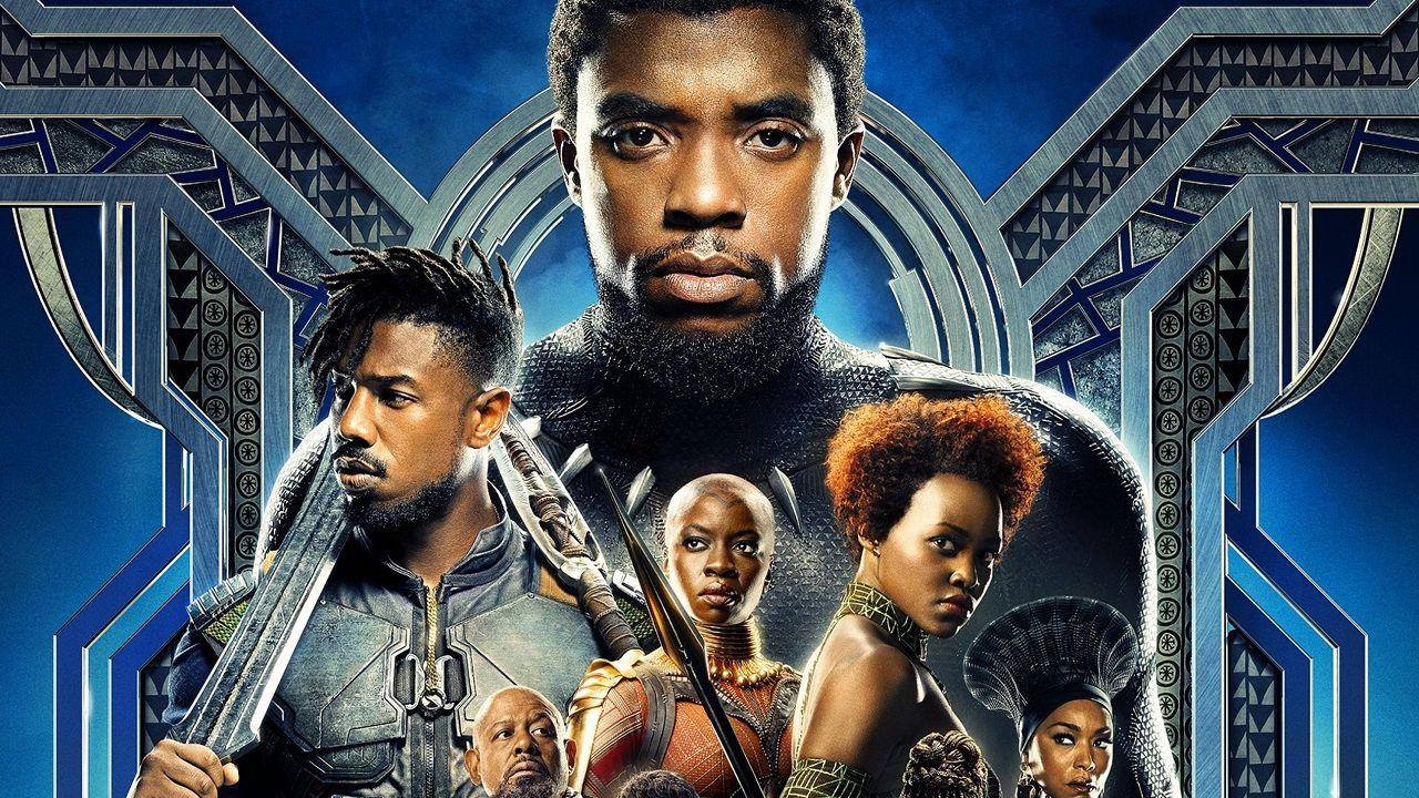 Un fan poster di Black Panther immagina in cinecomic Marvel prodotto negli anni '90