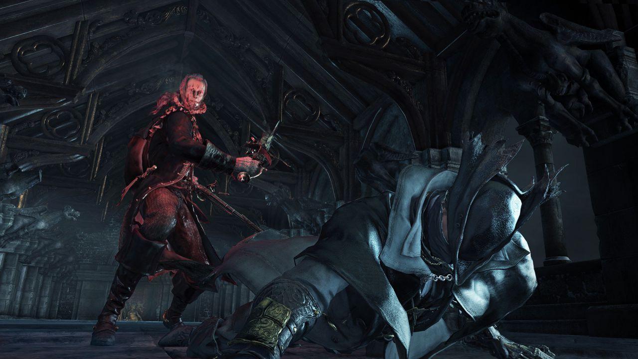 Un giocatore ha finito Bloodborne con un personaggio a livello 4 e senza usare armi da fuoco