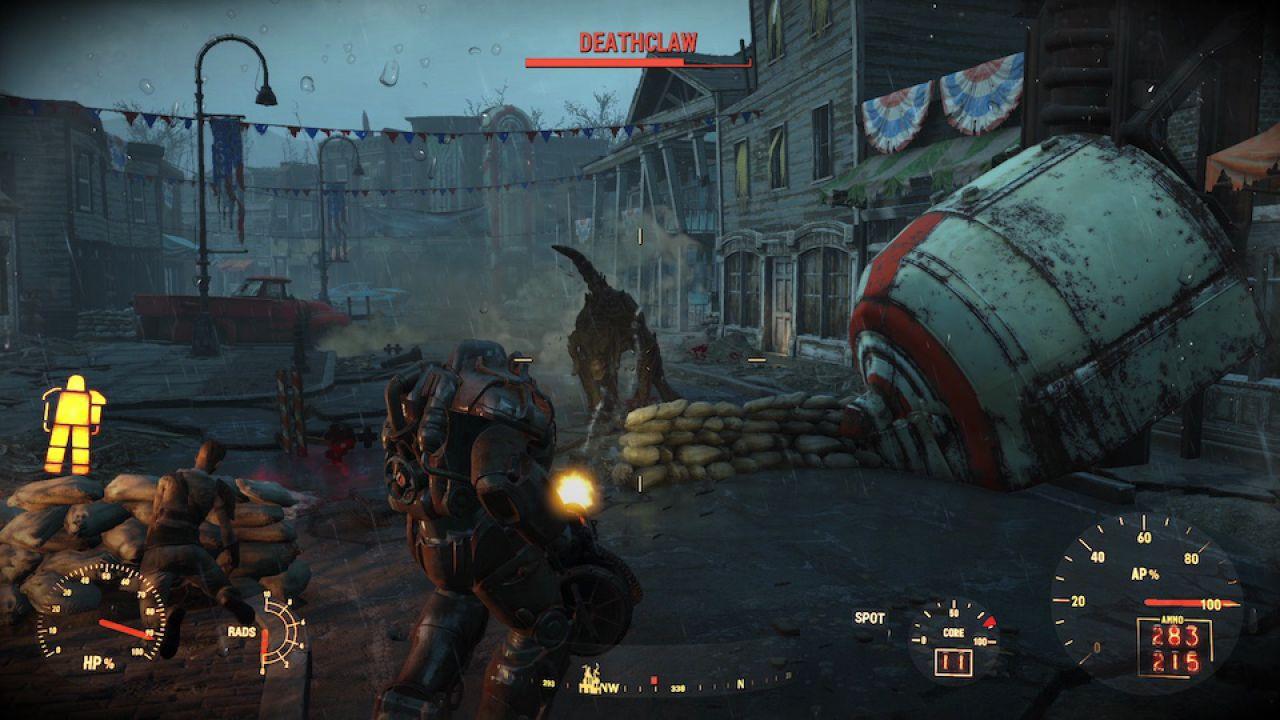 Un'immagine trapelata sul web ci mostra il menu di Fallout 4