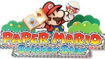Un libro di adesivi in regalo registrando Paper Mario Sticker Star sul Nintendo Club
