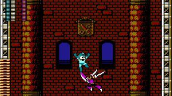 Un mega mosaico per Mega-Man realizzato con screenshots del videogioco