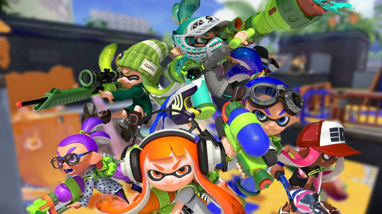 Un milione di copie vendute per Splatoon