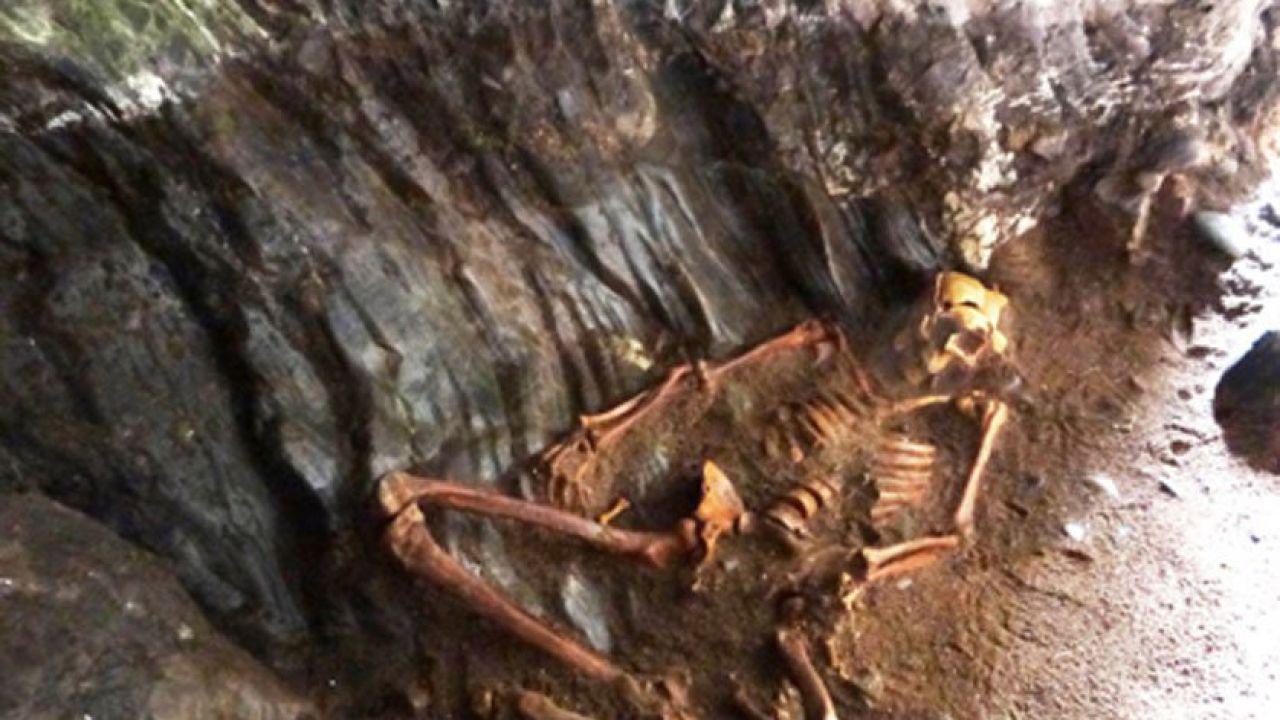 Un misterioso omicidio rivive in una grotta di Black Isle, nelle Highlands