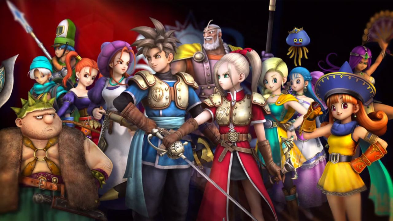 Un nuovo annuncio in arrivo per la serie Dragon Quest?