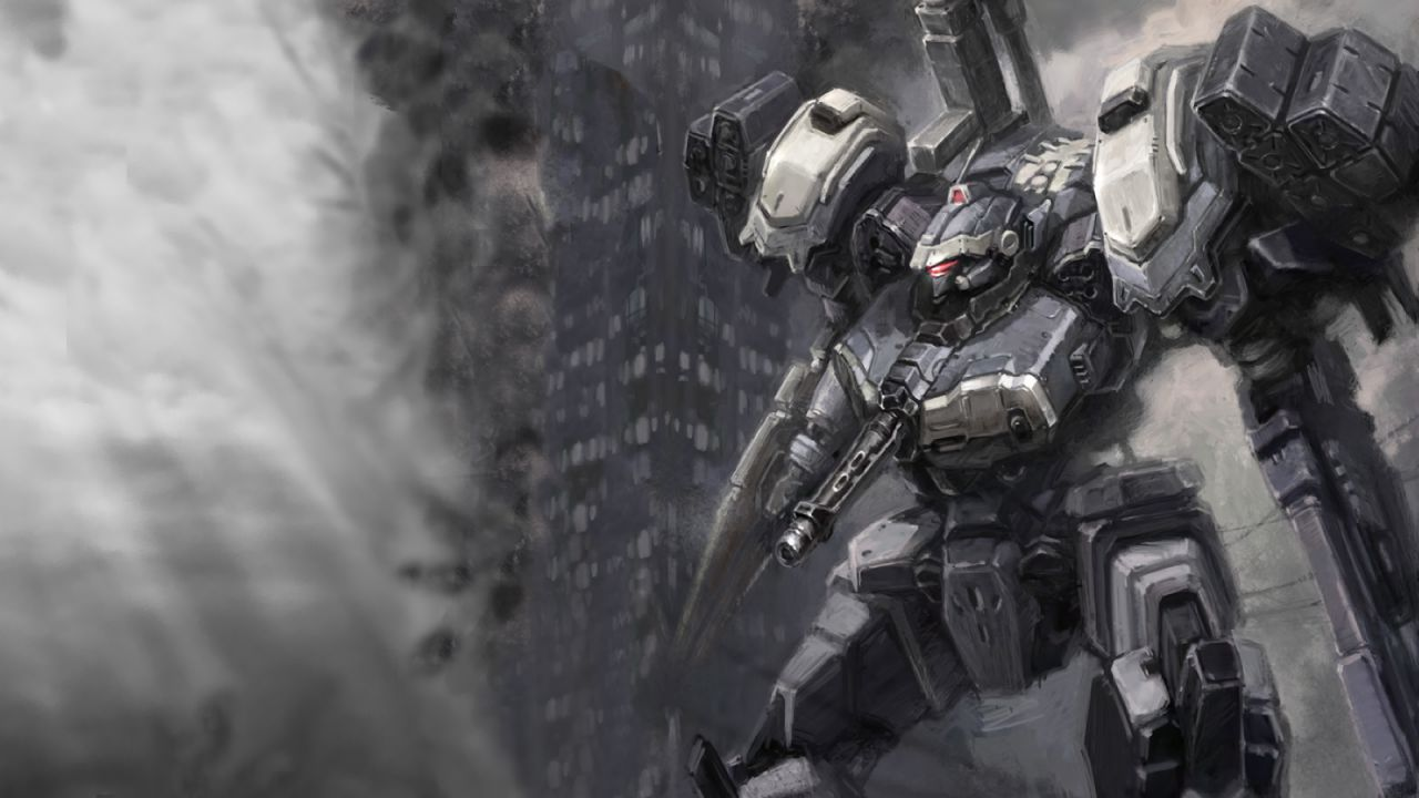 Un nuovo Armored Core è in fase di sviluppo