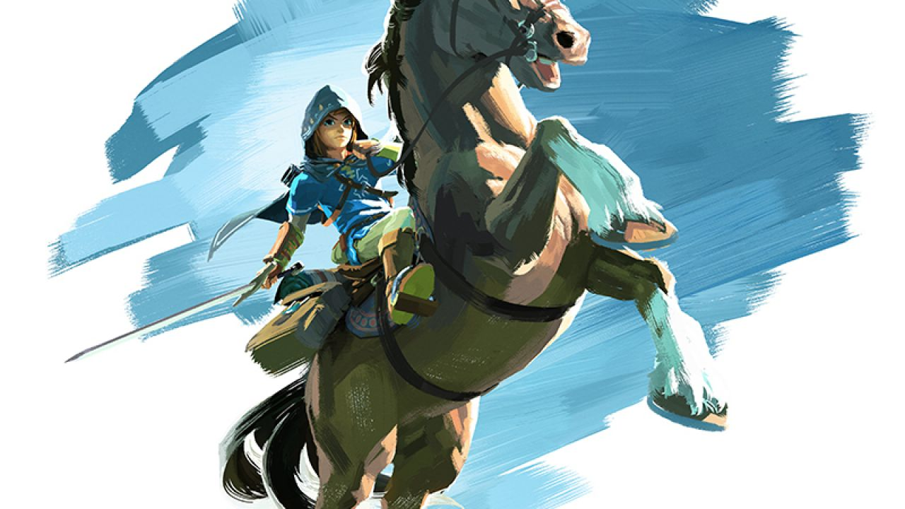 Un nuovo artwork per The Legend of Zelda