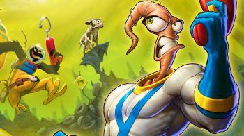 Un nuovo capitolo di Earthworm Jim stava quasi per diventare realtà