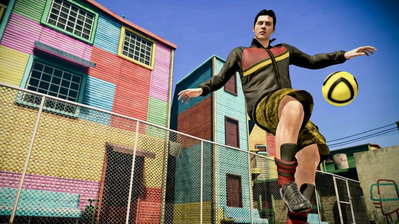 Un nuovo FIFA Street in via di sviluppo?