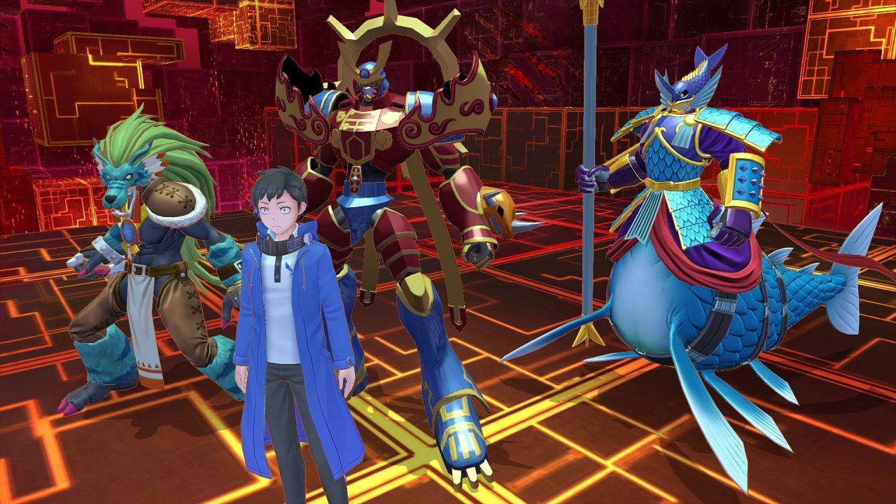 Un nuovo gioco dei Digimon sarà annunciato a fine luglio