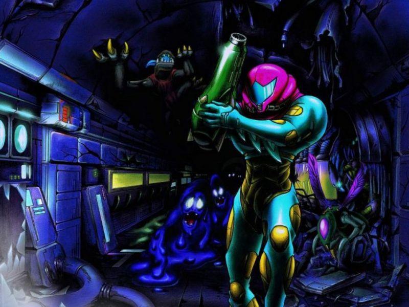 Un nuovo gioco di Metroid 2D è in fase di sviluppo?