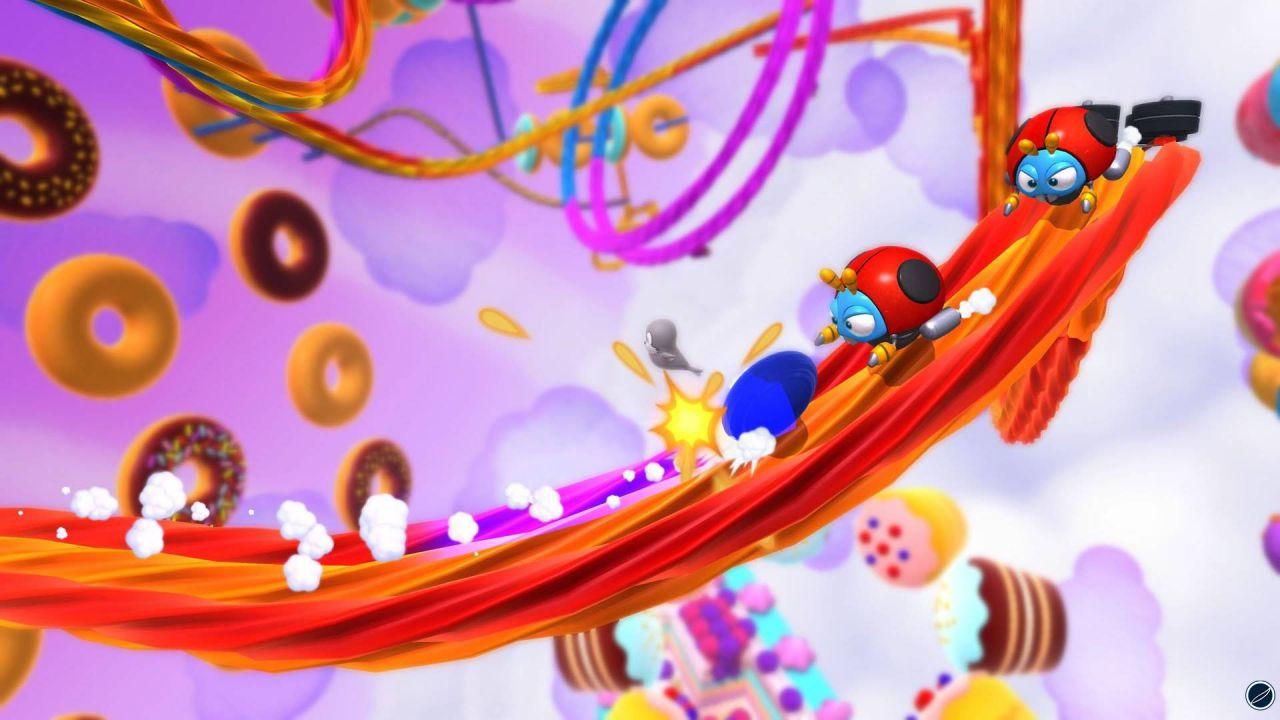 Un nuovo gioco di Sonic in sviluppo oltre Lost World?