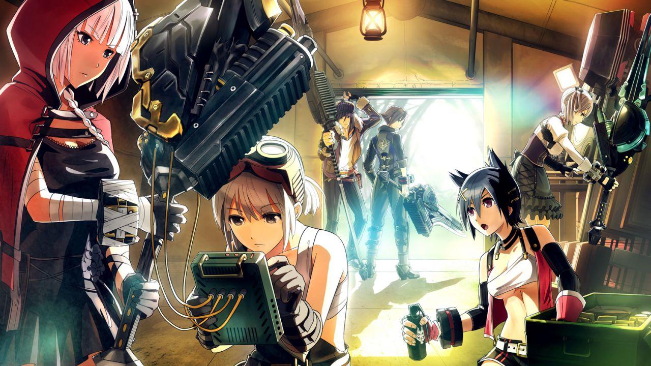 Un nuovo God Eater per console sarà annunciato al Tokyo Game Show?