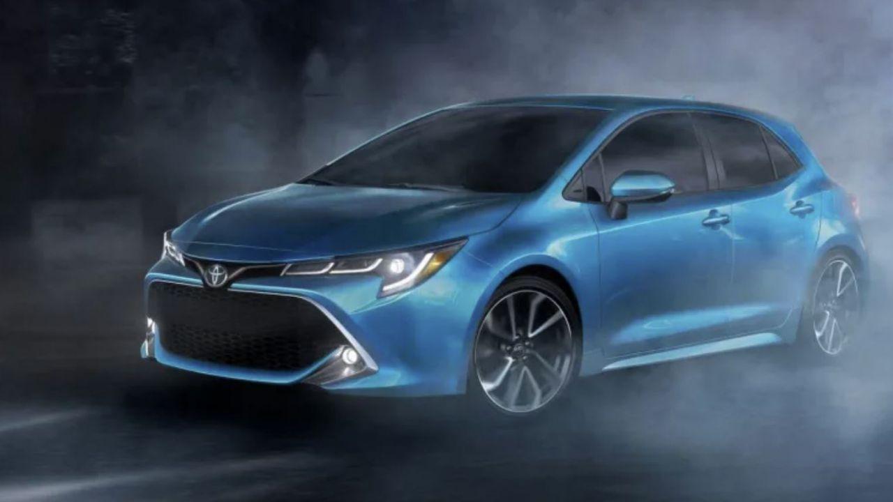 Un nuovo indizio conferma l'arrivo della Toyota Corolla GR
