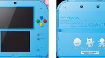 Un nuovo Nintendo 2DS a tema Pokemon Sole & Luna annunciato per il Giappone