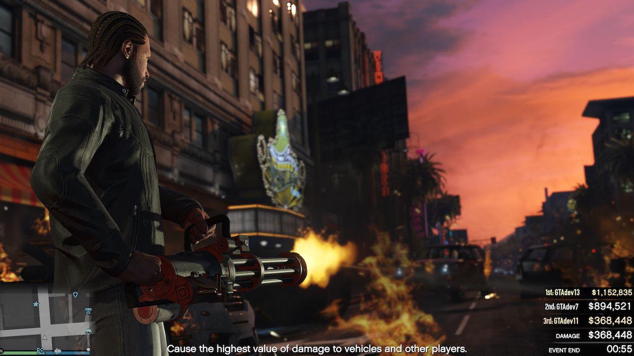 Un nuovo personaggio sta per arrivare in GTA 5?