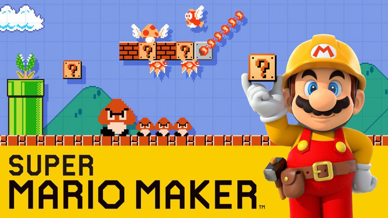 Un nuovo spot TV USA per Super Mario Maker