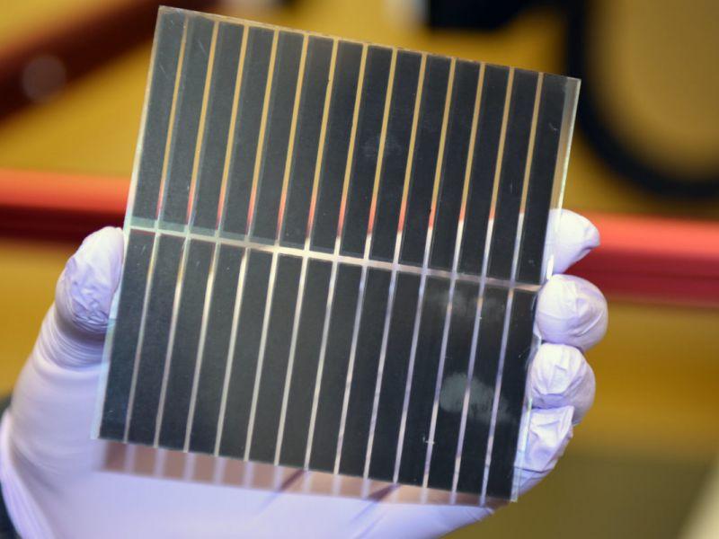 Un nuovo tipo di cella solare di nuova generazione supera severi test internazionali