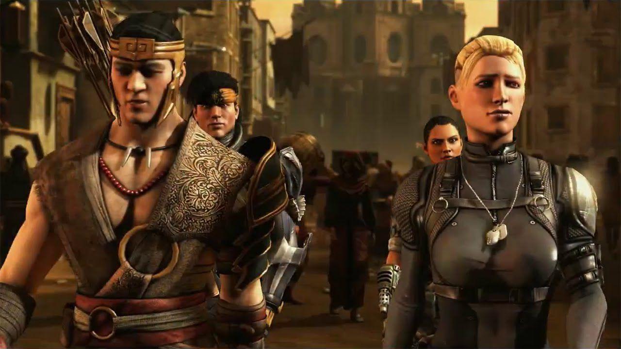Un nuovo trailer di Mortal Kombat X mostra Liu Kang