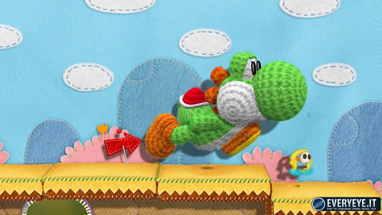 Un nuovo videogioco di Yoshi in arrivo su Wii U