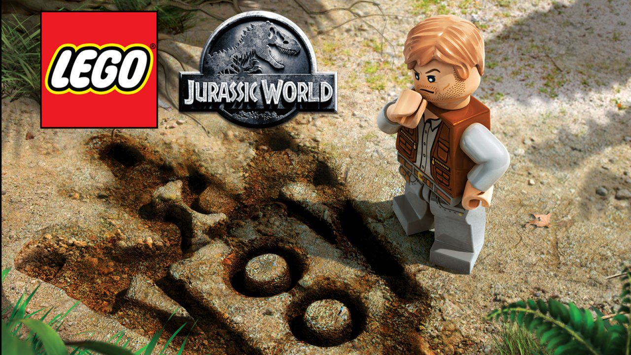 Un'ora di gameplay di LEGO Jurassic World