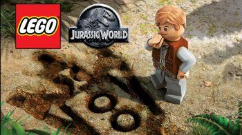 Un'ora di gameplay di LEGO Jurassic World
