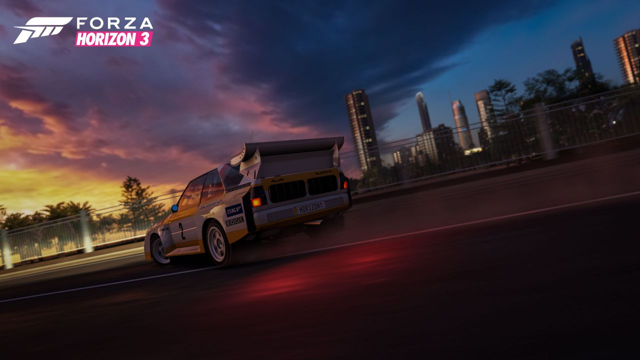 Un'ora di gameplay per Forza Horizon 3