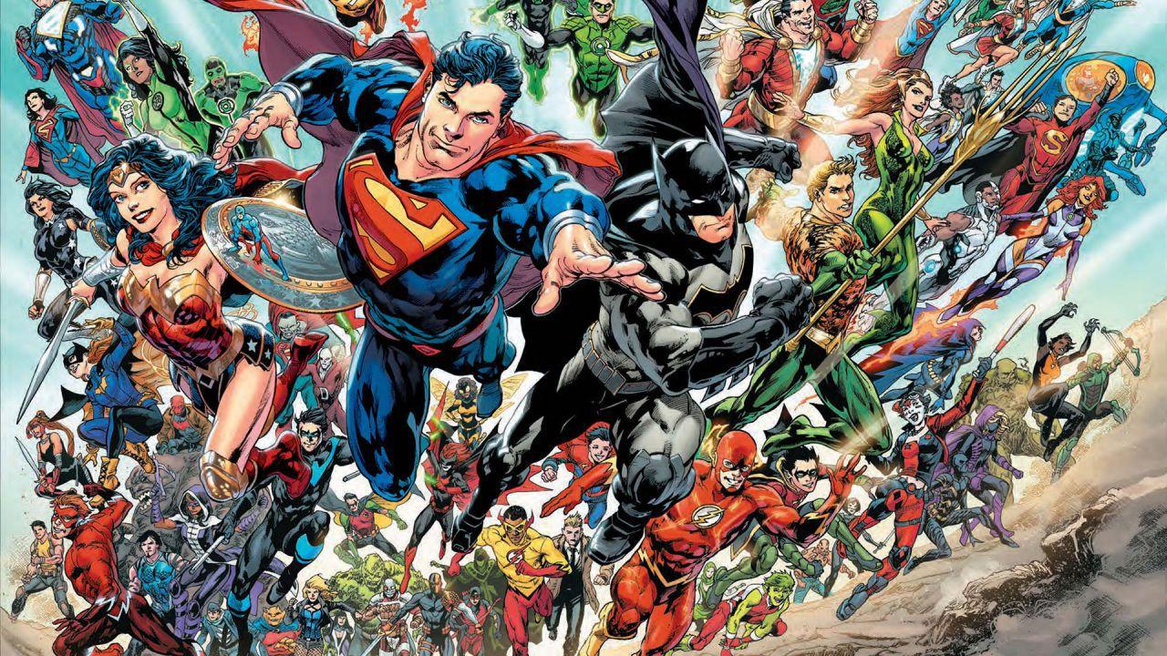 Un personaggio della DC Comics diventa finalmente padre