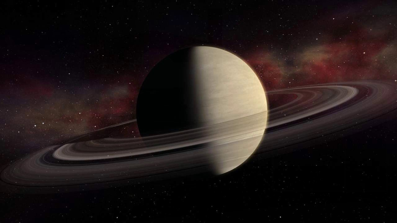 Un gruppo di ricercatori ha spiegato come mai Saturno è così storto