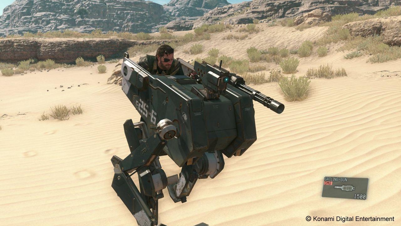 Un rivenditore inglese infrange il Day One di Metal Gear Solid V: The Phantom Pain
