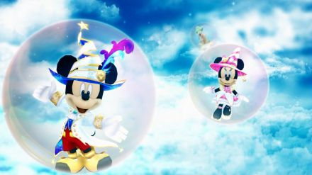 Un teaser trailer per Disney Magical World 2