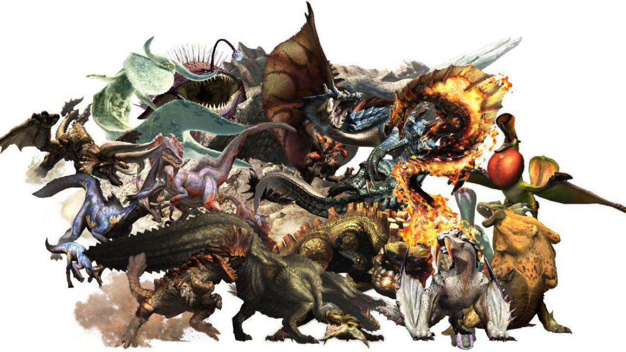 Un tema gratuito di Monster Hunter 4 Ultimate celebra il milione di copie vendute