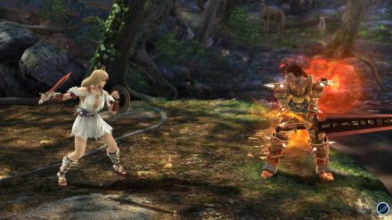 Un trailer presenta Leixia di Soulcalibur: Lost Swords