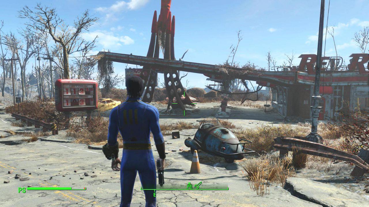 Un utente crea una mappa in alta definizione di Fallout 4