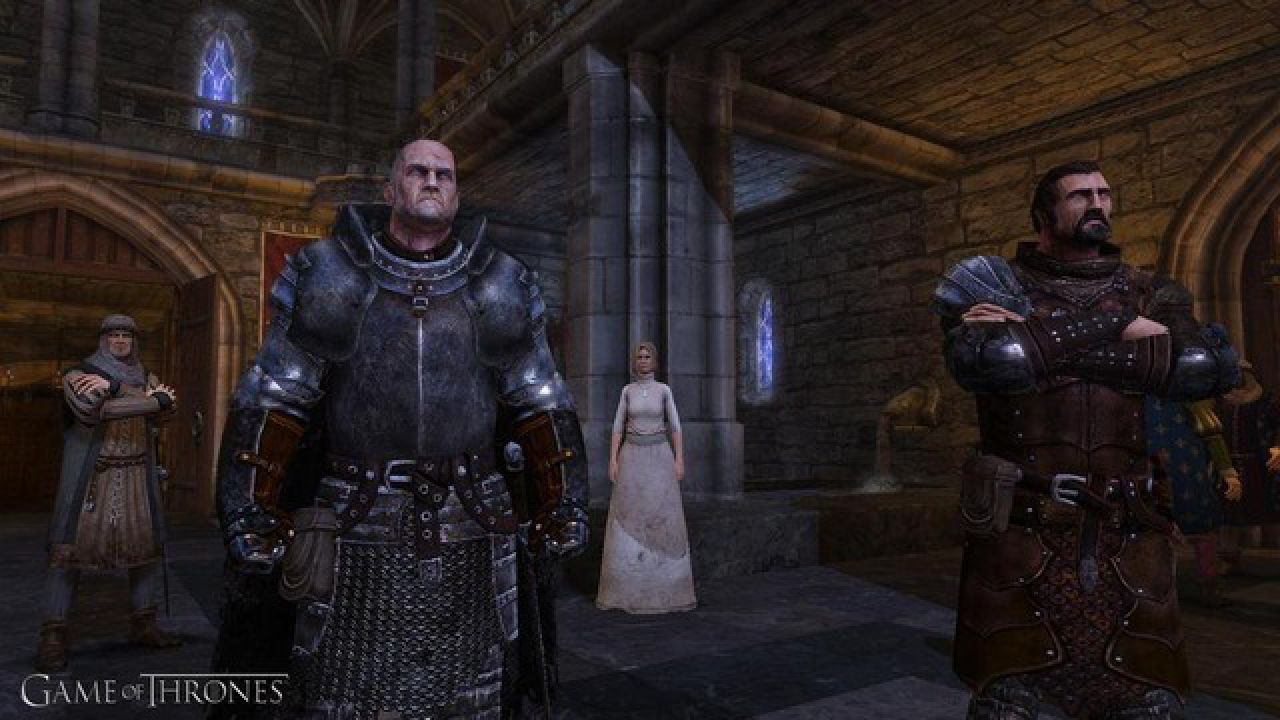 Un video gameplay per Game of Thrones