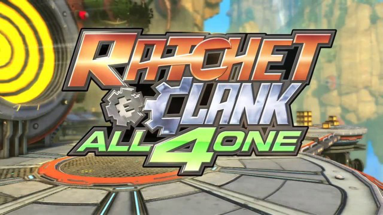 Un video gameplay per Ratchet & Clank All 4 One