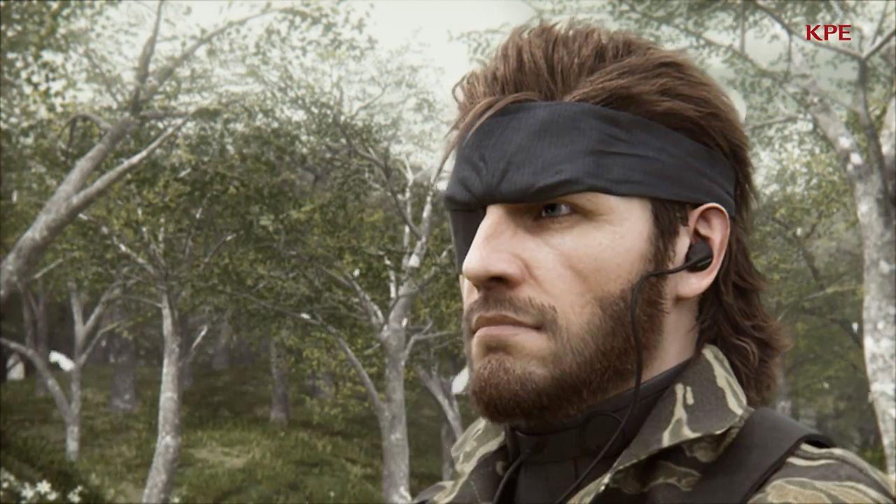 Un video mostra alcune sequenze tratte dal Pachinko di Metal Gear Solid 3